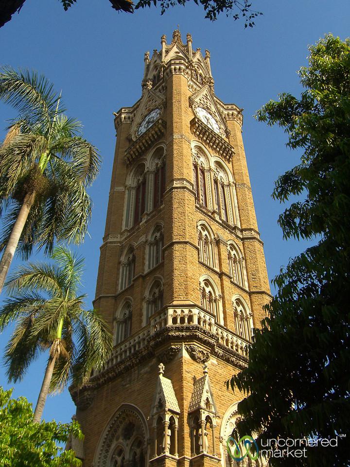 Rajabai Clock Tower - Mumbai, India