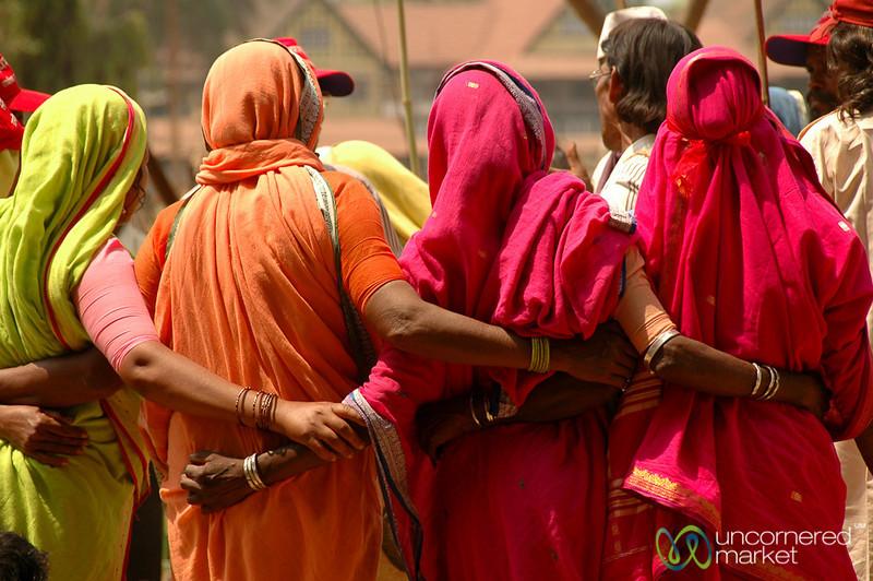 Arm in Arm in Support - Mumbai, India