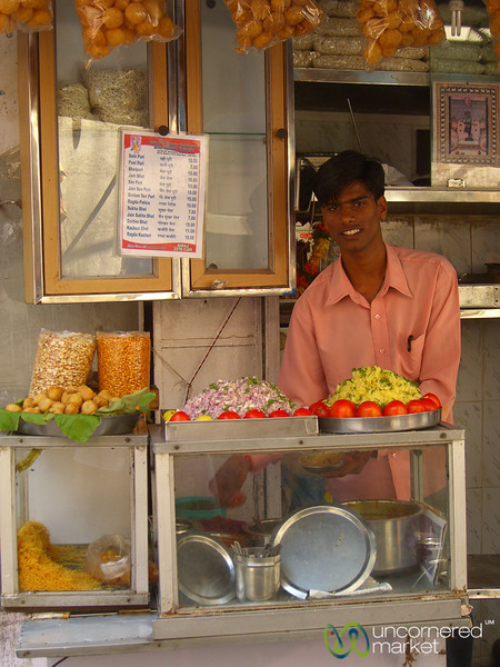 Mumbai Street Snacks - India