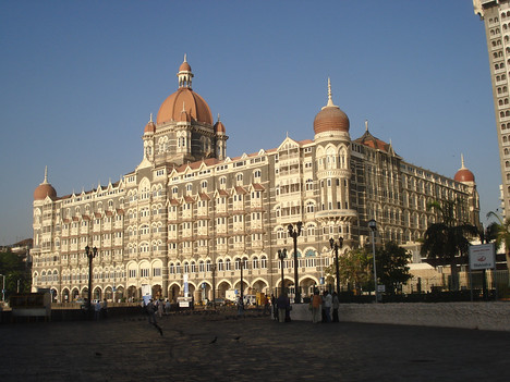 Taj Mahal Palace, Mumbai - India
