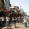 Chandni Chowk Market in New Delhi.