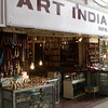 The Art India store in New Delhi.