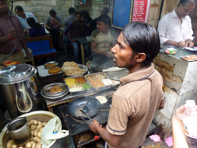 food chandni chowk