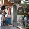 A shop in New Delhi.