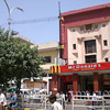 McDonald's in Chandni Chowk Market in New Delhi.