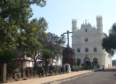Convent And Church Of St Francis Of Assisi, Old Goa - India