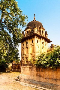 Jahanger Palace, Orchha, India
