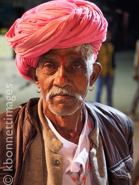 Bhenswara villager