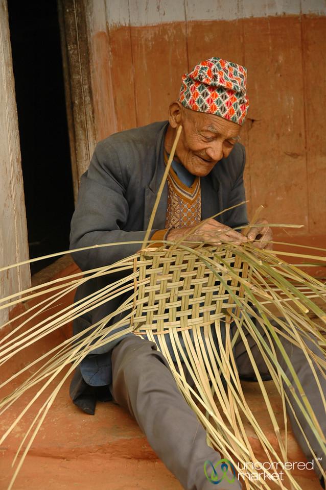 Weaving Away - Sikkim