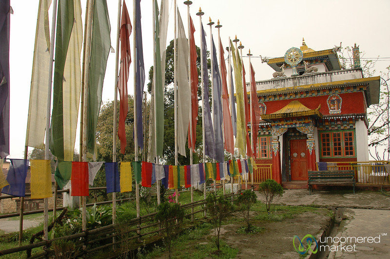 Pemayangtse Gompa - Pelling Sikkim