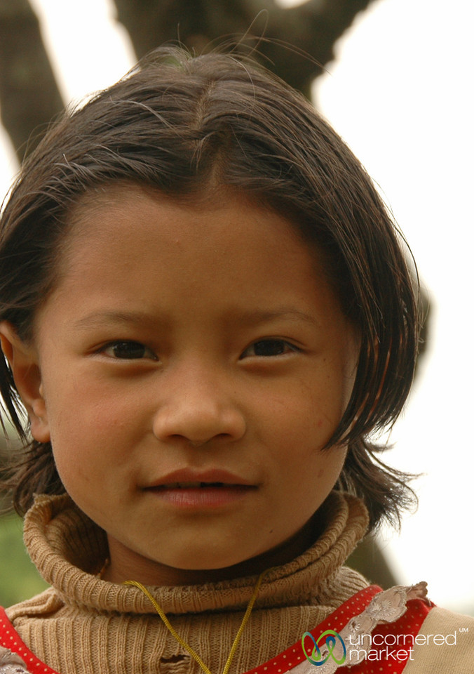 Breaking a Smile - Pelling, Sikkim
