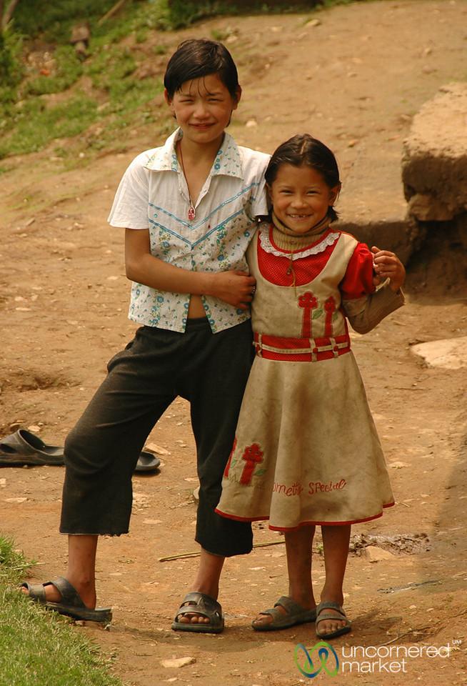 Family Bond - Pelling, Sikkim