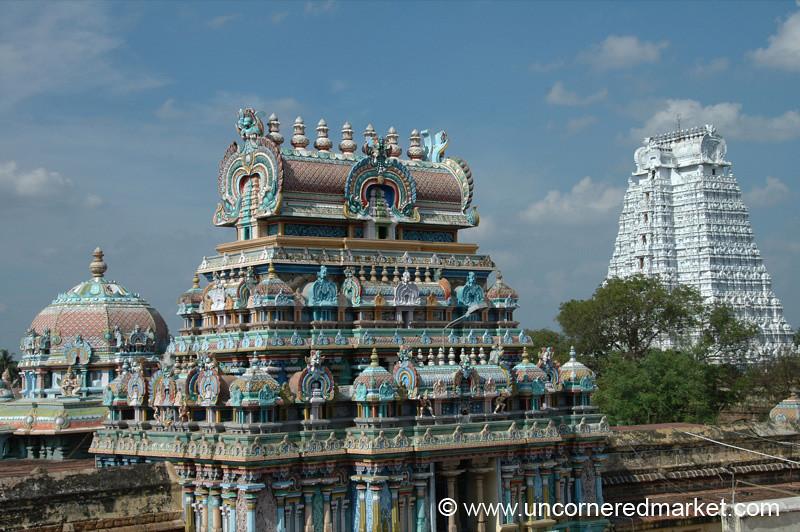 Trichy Temple Complex