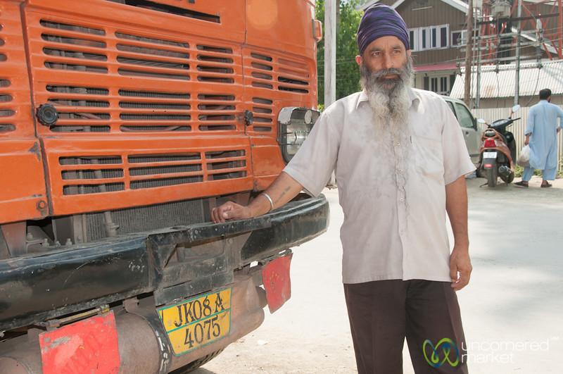 Truck Driver in Srinagar - Kashmir, India