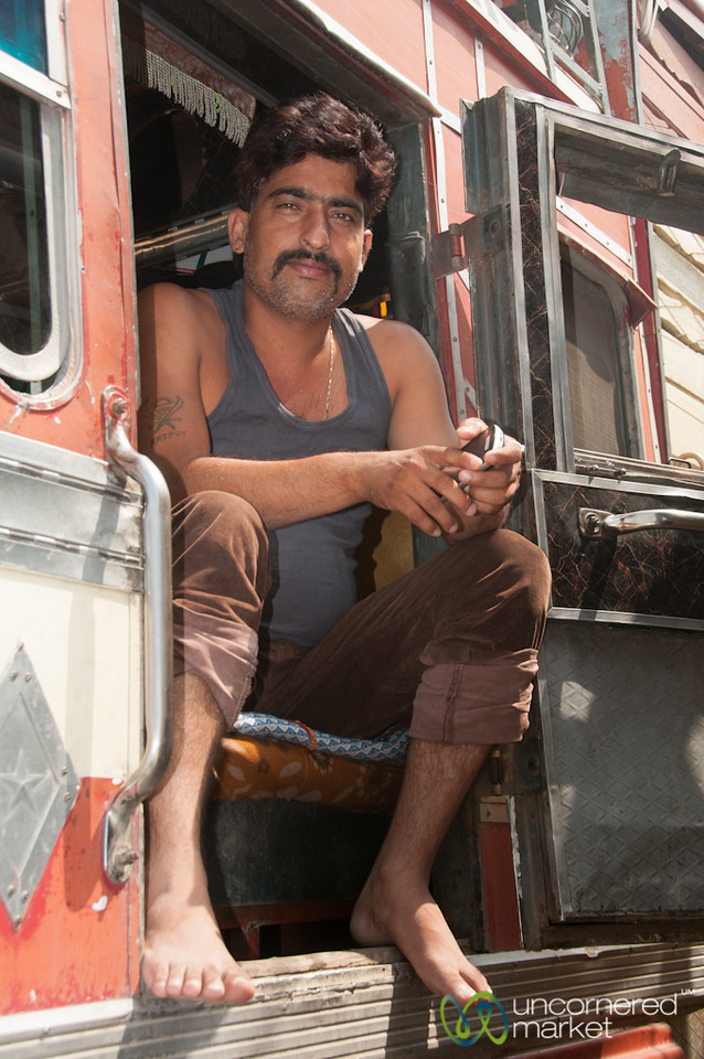 Truck Driver in Srinagar - Kashmir, India