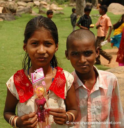 Ratha Kids - Mamallapuram, India