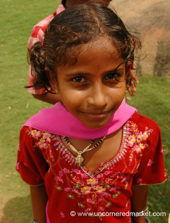 These Eyes - Mamallapuram, India