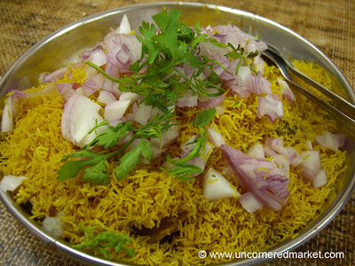 Sev Puri in Kodaikanal, India