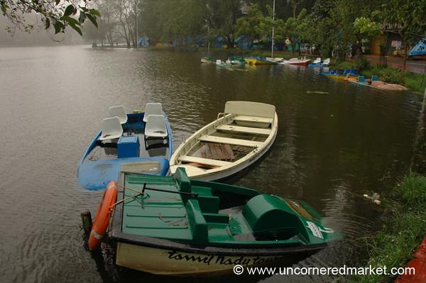Water Overload - Kodaikanal, India