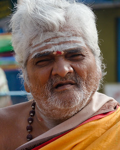 the face of india