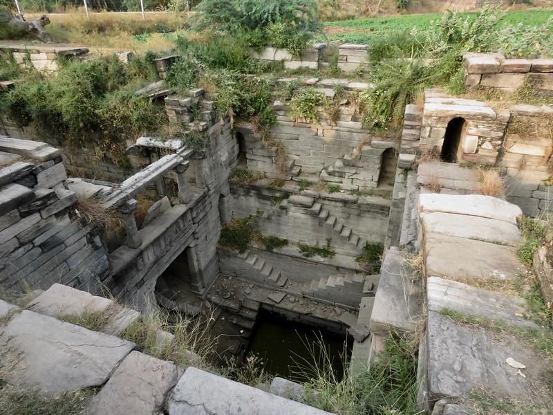 step well Tordi Garh, India