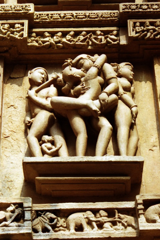 Lakshmana Temple - Khajuraho, India