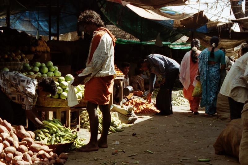Mysore Market - India
