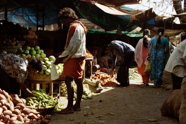 Mysore Market - India