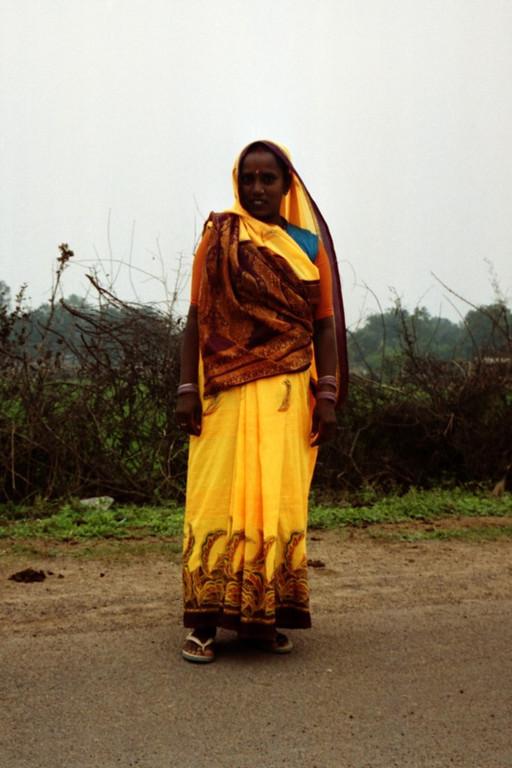 Khajuraho Countryside - India