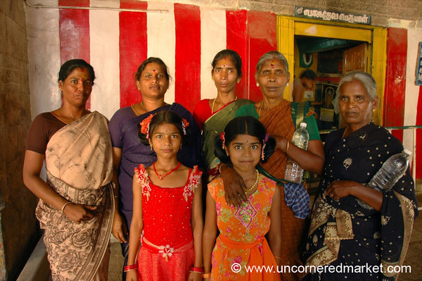 Generations: Trichy, India
