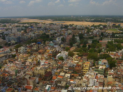 Tiruchirippalli Plain: Trichy, India