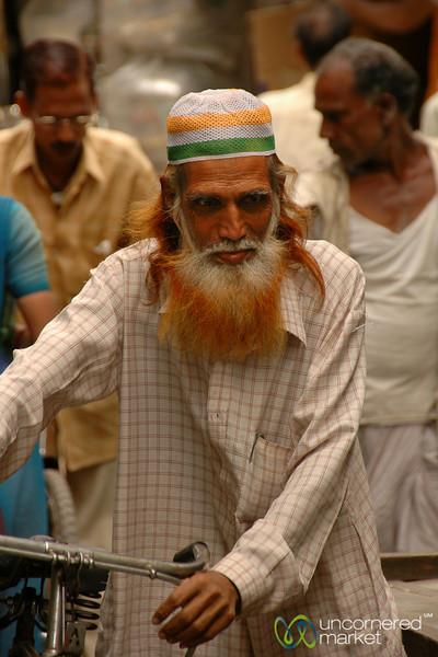 Impressive Beard - Udaipur, India