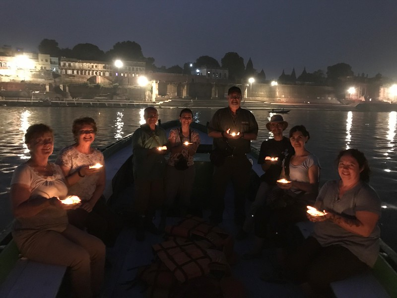 Amateur Traveler India Trip Group