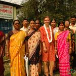 Meeting the Microfinance Leaders in Gairkata - West Bengal, India