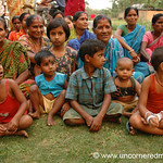 Indian Village Kids - West Bengal, India