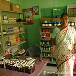 Homeopathic Pharmacy, Microfinance - West Bengal, India