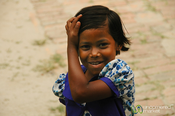 Playing After School - Siliguri, India