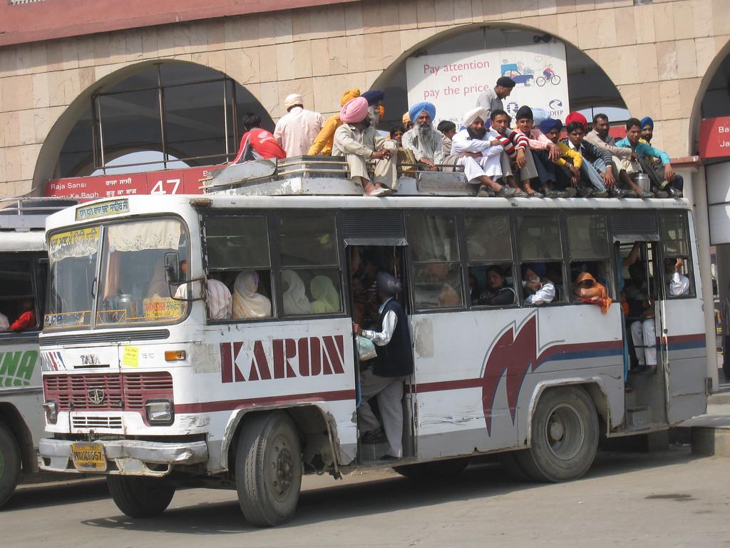 bus station amritsar