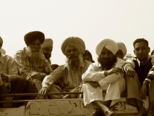 bus in india