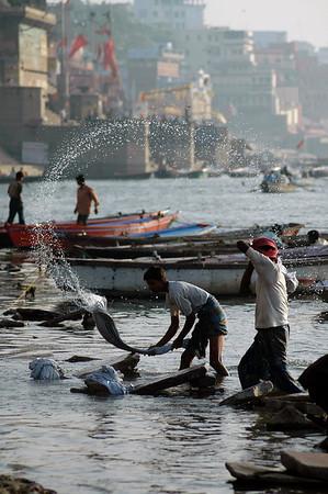 Ganges River, Varanasi, India