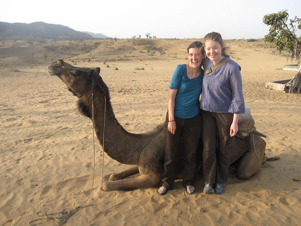 camel photo!