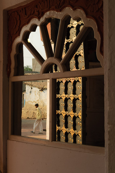 India reflections