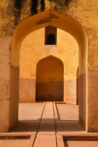 Jantar Mantar doorways