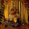 Musician at Legong & Barong Dance, Balerung Stage, Ubud