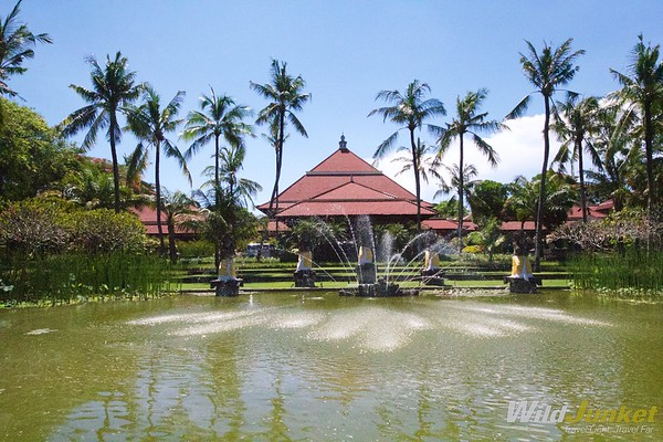 intercontinental bali review