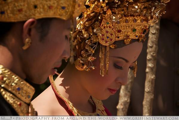 A Balinese Wedding