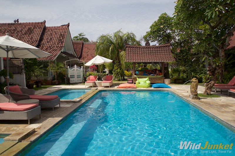 where to stay bali