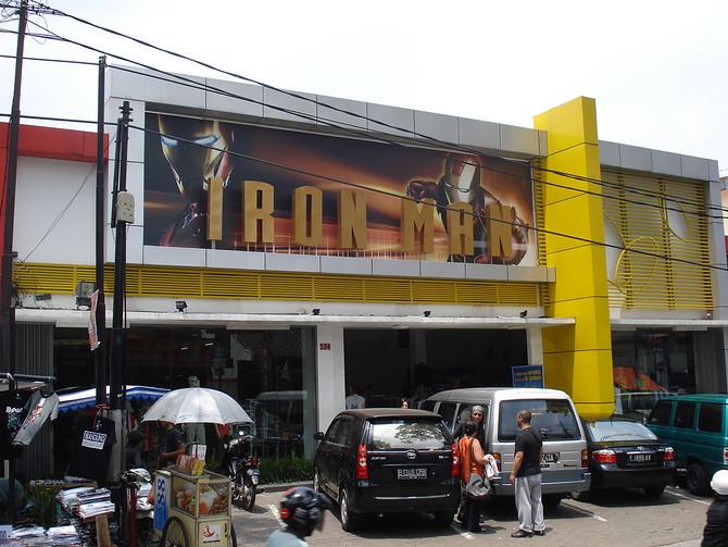 Iron Man Store