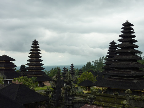 Pura Besakih Complex, Bali - Indonesia