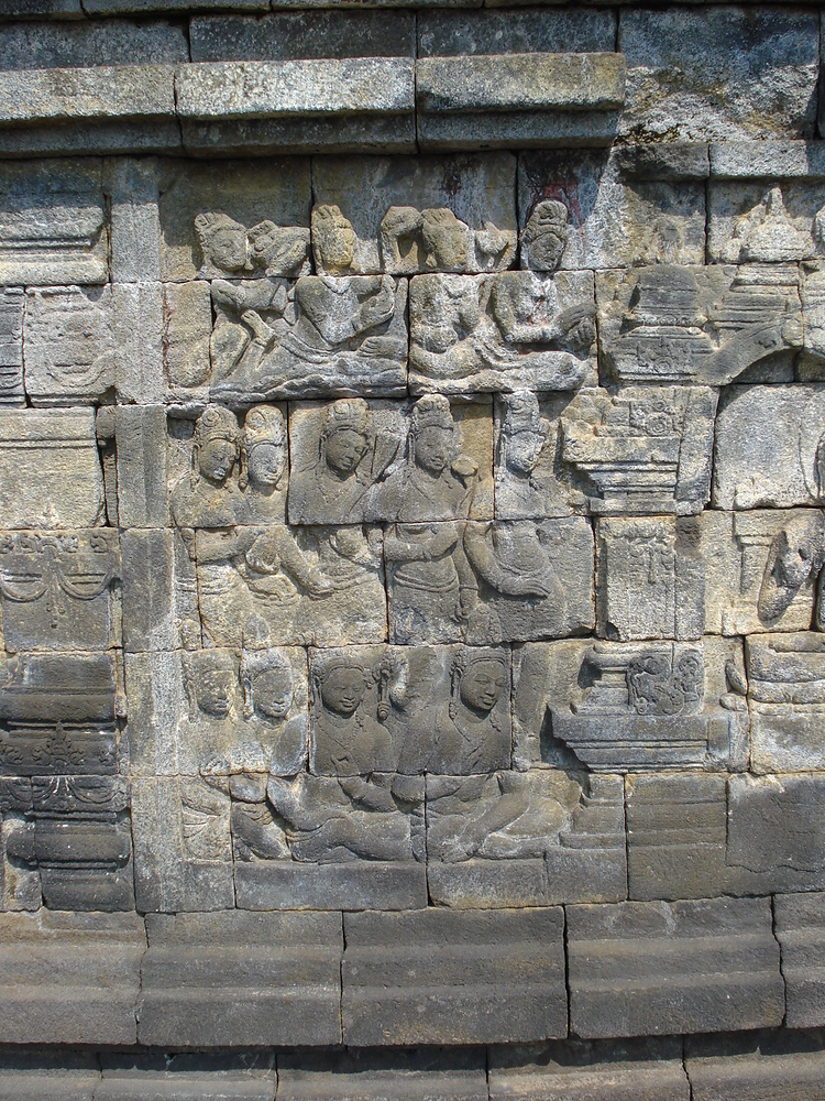 Second Gallery Relief